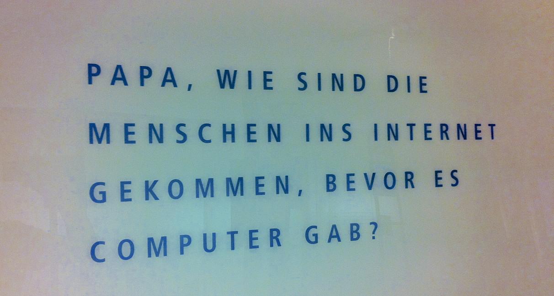Digital Native Museum Telekommunikation Nürnberg