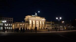 Berlin Brandenburger Tor © Hannes Schleeh