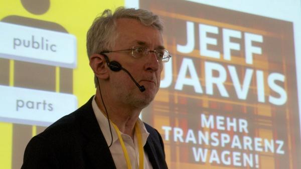 Jeff Jarvis Nürnberg Medientage