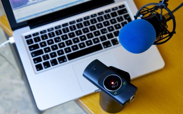 Broadcaster WiFi Camera Mikrofon