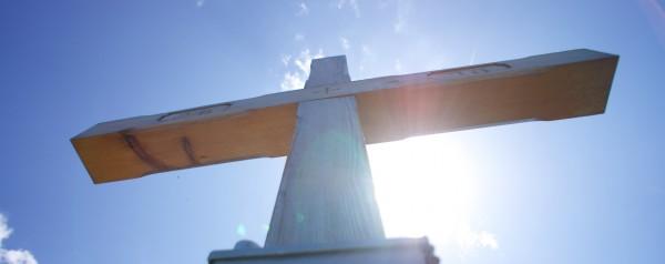 Kreuz der Religion