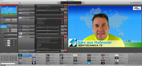 Screenshot BOINX TV
