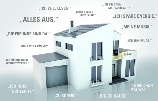 Digitalstrom Haus