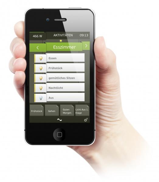 digitalSTROM iPhone