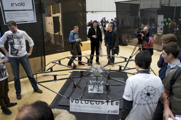 Evolo Kopter CeBit 2013