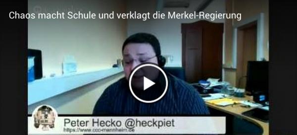 Chaos Computer Club Hacker Peter Hecko Screenshot