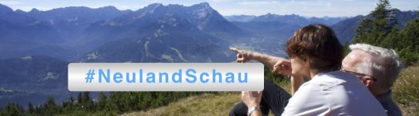 #NeulandSchau – Neues Format aufbloggercamp.tv