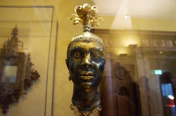 Mohren Pokal Augmented Reality im Bayerischen Nationalmuseum mit METAIO