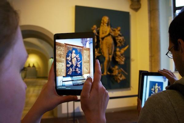 Mit Google Glass und iPad durch das Museum – AugmentedReality