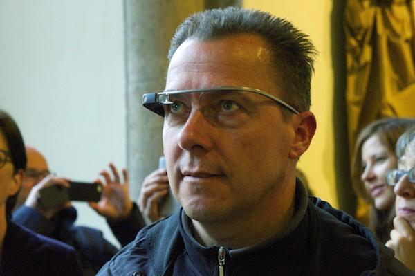 Augmented Reality mit Google Glass im Bayerischen Nationalmuseum