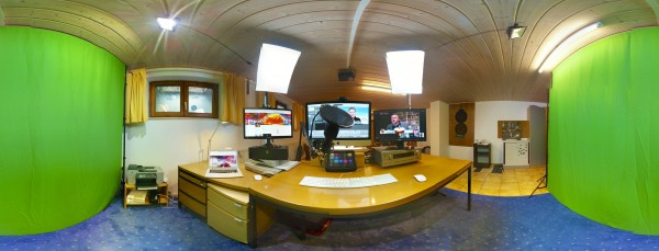 Hangout on Air Studio Aresing Bloggercamp.tv schleeh.de
