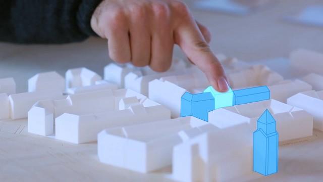 Thermal Touch – die reale Welt wird zumTouchscreen