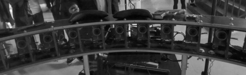 Sensationelle Aufnahmen mit sechs GoProKameras