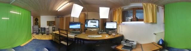 Hangout on Air Studio Aresing