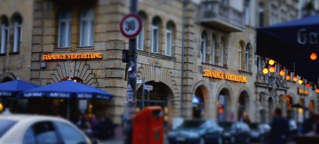 Ständige Vertretung Berlin der geburtsort von Bloggercamp.tv Foto Schleeh