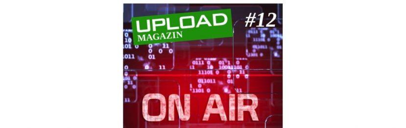On Air – mit Google Hangout im UploadMagazin