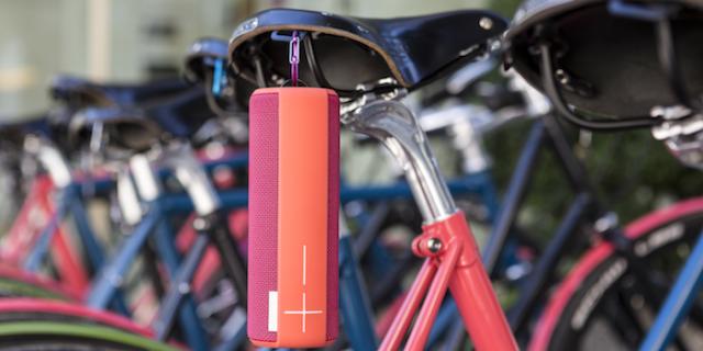 Fahrrad Navigation mit Social MusicPlayer