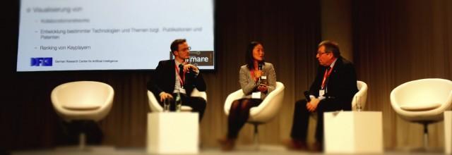 Podiumsdiskussion auf der Informare 2012