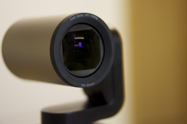 Die Kamera mit optischen 10fach ZoomLogitech CC 3000e