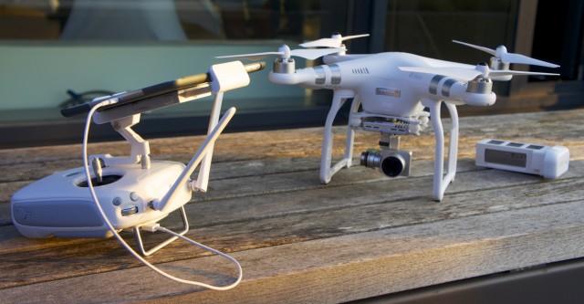 DJI Phantom 3 – die fliegendeKamera