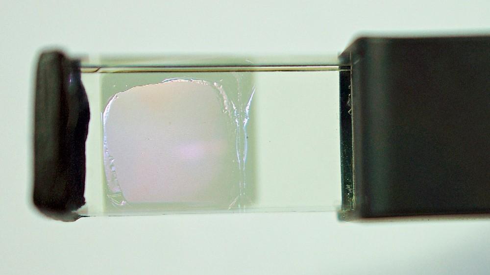 Google Glass Foiling Reparatur Spiegelfolie im Prisma