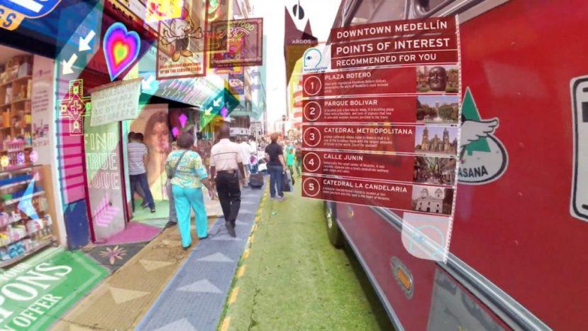 Hyper Reality- Dystopische Augmented Reality Zukunftsvision von KeiichiMatsuda