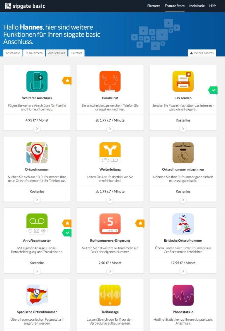 Mini Apps für VOIP von Sipgate.jpg