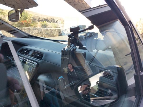 Vox Auto Mobil Kamera Setup