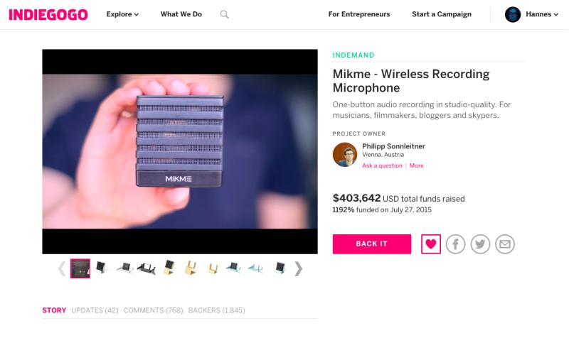 Mikme_Indiegogo_Kampagne_2015